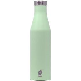 MIZU S4 Insulated Bottle 400ml with Stainless Steel Cap, vert